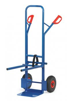 Chair truck - carrying capacity 300 kg - supporting frame suspended