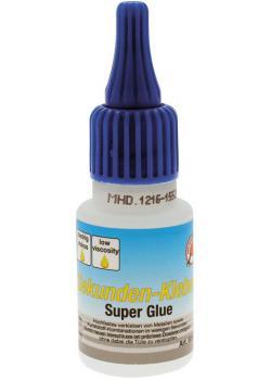 Sekunden-Kleber - niedrigviskos (dünnflüssig) - 20 g