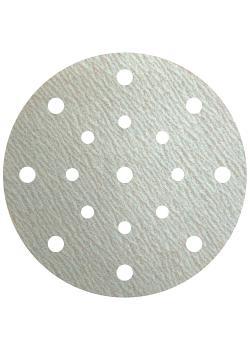 Schleifpapier Scheibe PS 73 BWK - Durchmesser 150 mm - Korn 180 bis 400 - Lochform GLS 51 - VE 100 Stück - Preis per VE