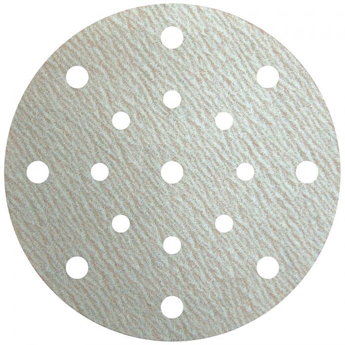 Schleifscheibe PS 73 CWK - kletthaftend - wirkstoffbeschichtet - Durchmesser 150 mm - Korn 40 bis 120