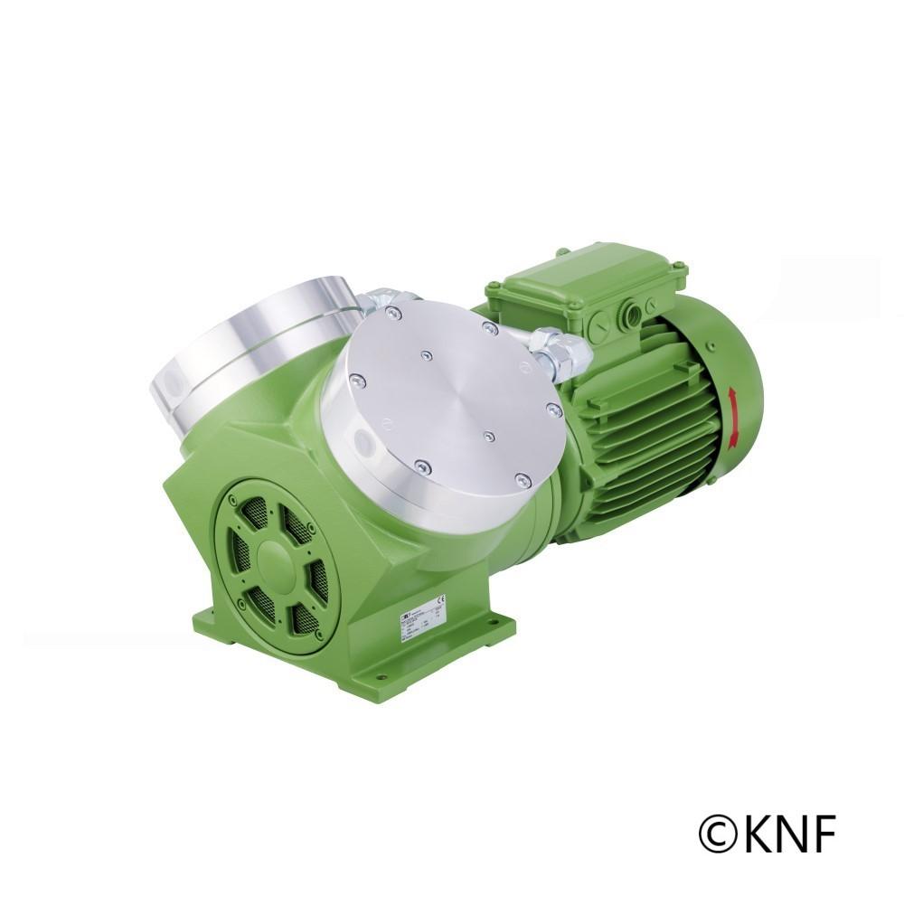 Pompe à vide à membrane  - 150 l/min - sans huile, pour  l'extraction de l'air,