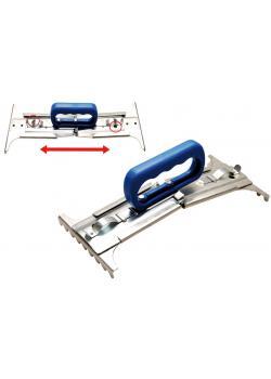 Plattenheber - 6-Stufig verstell- und aretierbar - 300 bis 500 mm