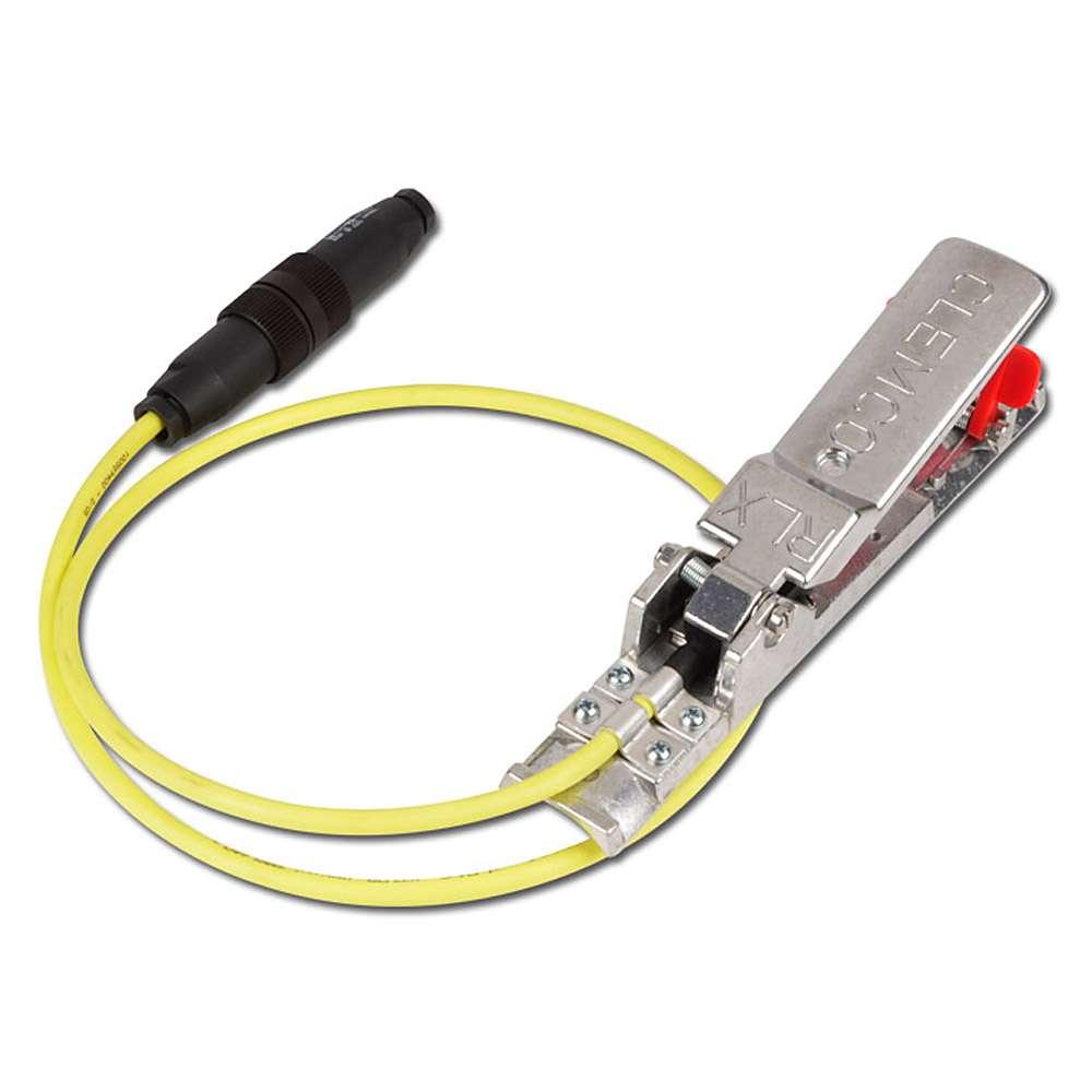 Säkerhetsbrytare med dödmansgrepp - elektrisk - med kabel