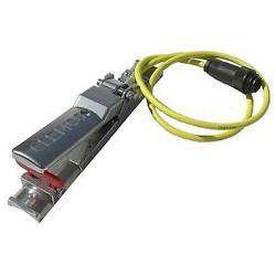 Elektrischer Ersatz-Totmannschalter für RLX-E - mit Gummikabel - Alu-Druckguss - max. 12 bar