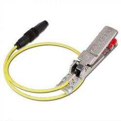 Micro-Kontaktschalter mit stahlgeflechtummanteltem Kabel für  RLX-E - Alu-Druckguss - max. 12 bar