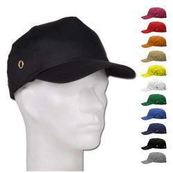 Bump cap - EN 812 - Basaballkappen look - størrelse 56 cm til 61 cm