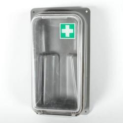 Kunststoffwandbehälter für eine Augenspülflasche