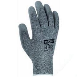 Restposten - Strick- Handschuh - Dyneema grau - Größe XXL