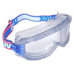 Vollsichtbrille Uvex Ultravison - beschlagsfrei - breites Nasenteil
