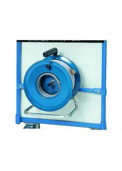 Compressed air hose reel - Accessories for table trolley
