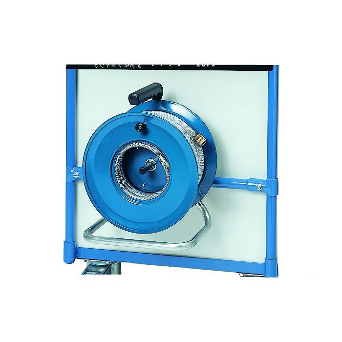 Druckluftschlauchtrommel - Zubehör für Tischwagen