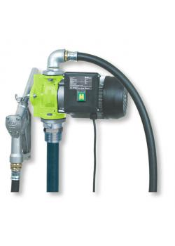 "Electric pump ""Visconet II"" - for engine and gear oils up to SAE 80 - capacity about 28 l / min."