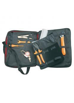 Werkzeugtasche - Kunststoff - 500 x 380 x 60 mm