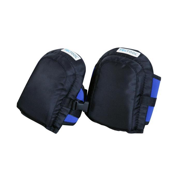 Knäskydd - gel - en eller två bälten - nonskid