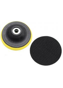 Szlifowanie tarczowe - z nagrywaniem na rzep - średnica 100 mm - pasuje nr:. 942392590000-ty