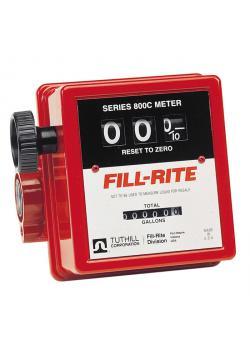 Zählwerk Fill-Rite® 807CL - für Benzin/ Diesel/ Kerosin/ Wasser