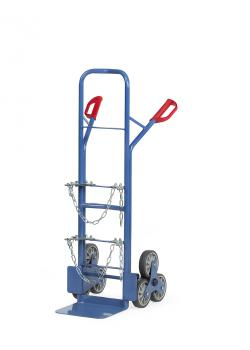 Stairs-cylinder truck - for propane - 20,40 and 50 liters