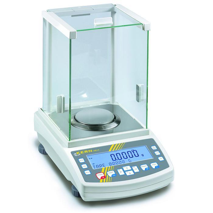 Waage - max. Wägebereich 82 bis 220 g - eichzugelassen - mit Pipettenkalibrierprogramm