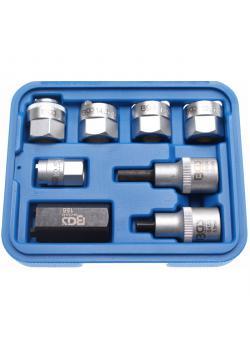 "Strut Tool Set - 1/2 ""Drive - 8 pcs -. Chrome Vanadium steel"