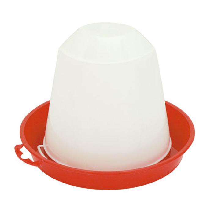 Kunststofftränke - für Küken und Hühner - 1,5 bis 10,0 l