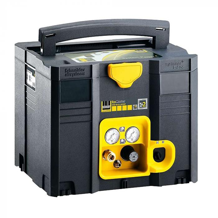 schneider kompressor sym 150 8 6 wxof sysmaster 8 bar. Black Bedroom Furniture Sets. Home Design Ideas