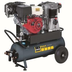 """Piston Compressor """"PetrolMaster"""" - With Gasoline Driven - 15 bar - 400 l/min"""