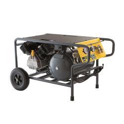 Schneider Kompressor CPM L 330-10-20 WX - CompactMaster L - 10 bar - 300 l/min - für harten Baustelleneinsatz