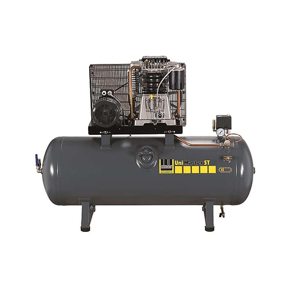 """Schneider UML STL - Kolbenkompressor - 10 und 15 bar - Luftabgang 3/4"""""""