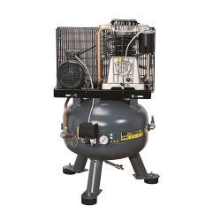 Schneider UNM STS - Kolbenkompressor - stehend - 10 bar - 90 l - mit vormontiertem Sterndreieckschalter