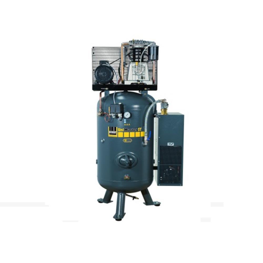Schneider UNM STS - Kolbenkompressor - stehend - 10 bis 15 bar - mit Kältetrockner