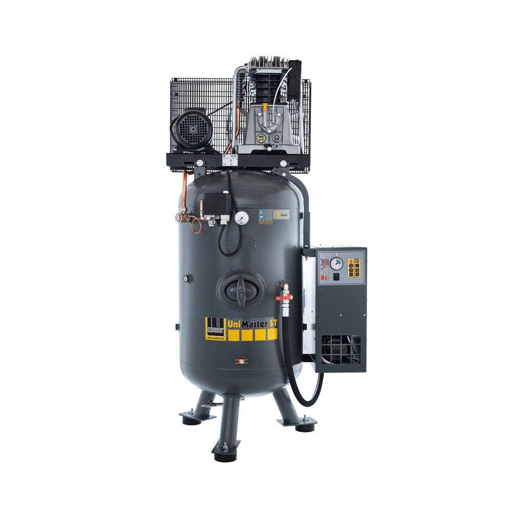 Schneider UNM STS XDK - Kolbenkompressor - mit Kältetrockner