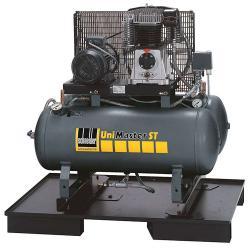 Schneider UNM STH 650-10-180 - Kompressor - 10 bar -  auf Tandem-Behälter