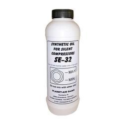 Syntetisk olja, SE-32 - för kompressorer - innehåll 0,5 l