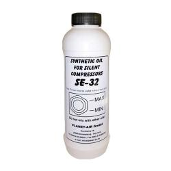 "Synthetik-Öl ""SE-32"" - für ölgeschmierte Kompressoren - Inhalt 0,5l"