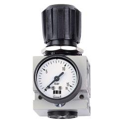 Régulateur de pression - de 0 à 12 bar - G Connecteur 1/4 femelle