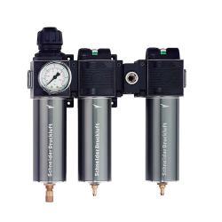 Schneider FDM/FF/AF 1/2 - Filtereinheit - 3-fach - 1,5-12 bar
