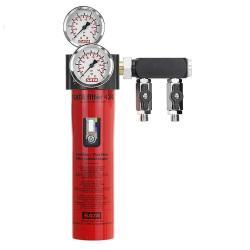 "SATA filter 434 - Filtertechnik - 1-stufiger Feinfilter mit Abgangsmodul (2 x 1/4"" Außengewinde)"