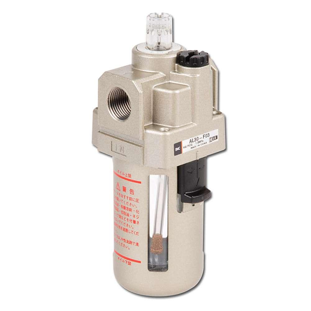 Graisseur compte-gouttes pour air comprimé SMC  - 10 bar - modéle Standard - ver