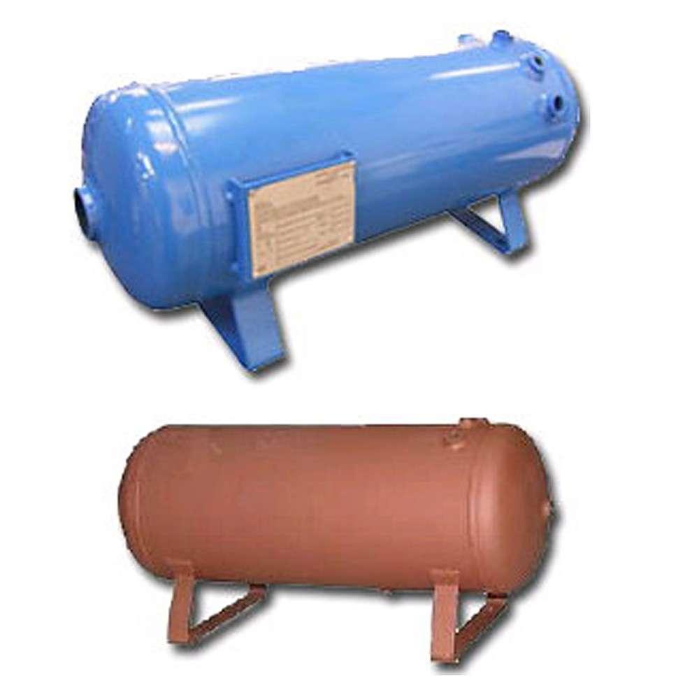 Druckluftbehälter - bis max. 11 bar - 10 bis 40 Liter Inhalt