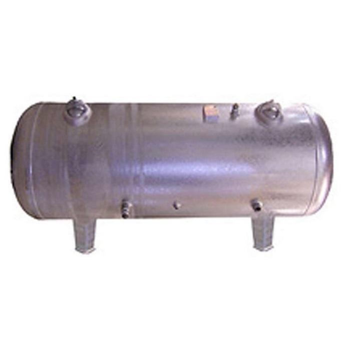 Réservoir à air comprimé  - 11 bar - couché - 1000 L.