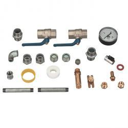 Schneider AMS B-V 500-11 - montage kit - pour le réservoir d'air comprimé