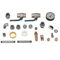 Schneider AMS B-V 500-16 - montage kit - pour le réservoir d'air comprimé