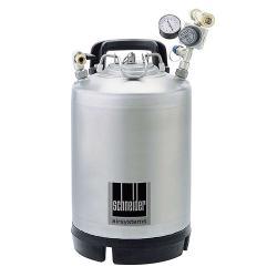 Schneider MDB 10 - Materialdruckbehälter - 6 bar - für große Flächen