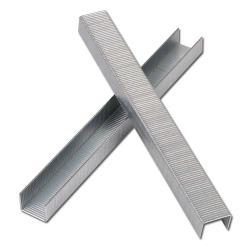 """Restposten - Heftklammer """"Typ A"""" - verzinkt - 6-12 mm lang - VE Schachtel a 10.000 Stück - Preis per VE"""