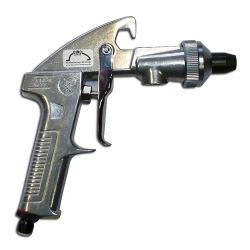 Strahlpistole komplett - Aluminium-Druckguss - incl. Strahl-Düse 5 mm - Ersatzteil für FS 750 PGP5
