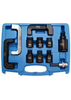 Diesel-Injektor-Demontagesatz - M14 bis M27 - 10-tlg.