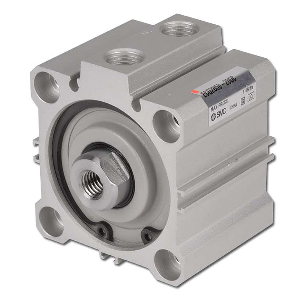 Pneumatikzylinder - doppeltwirkend - 10 bar - ohne Magnetring - Baureihe CQ2BDC