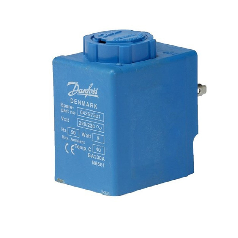 Solenoid valve - 3/2-way - neutral media - 20 bar - closed when currentless or o