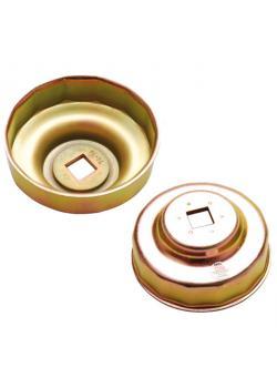 Huile bouchon de filtre pour BMW K et R4, 74 mm x 14-kant