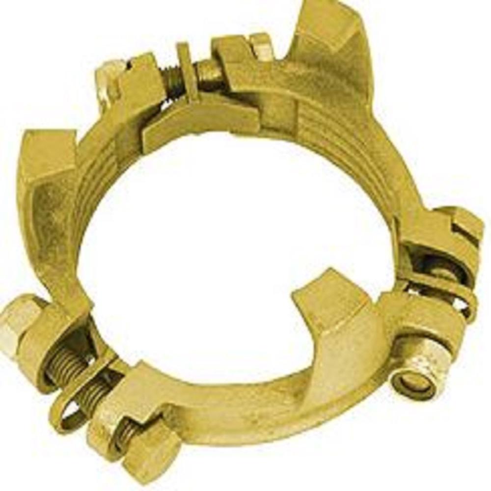 Schlauchklemmen - 3-teilig - mit Sicherungsklauen - Spannbereich-Ø 90 - 110 bis 170 - 190 mm - Preis per Stück